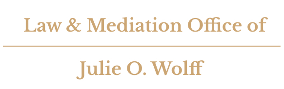 San Diego | Law & Mediation Office Of Julie O. Wolff