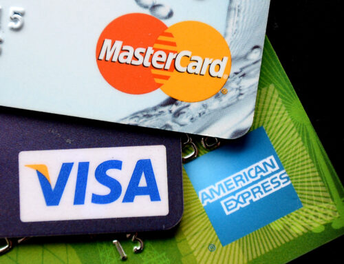 We take credit cards! | American Express, Visa, Master Card, and Discover card